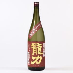 日本酒 龍力 特別純米 生もと仕込み 1.8L|ninsake-tatsuriki