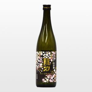 日本酒 龍力 特別純米「桜ラベル」 720ml|ninsake-tatsuriki