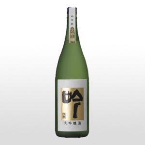 日本酒 大吟醸 吟 1.8L|ninsake-tenryou