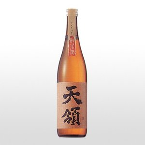 日本酒 純米酒 天領 720ml|ninsake-tenryou