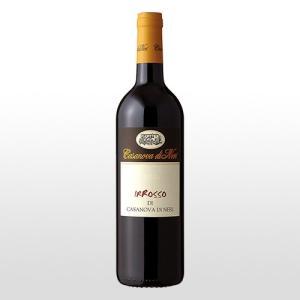 赤ワイン イロッソ・ディ・カサノヴァ・ディ・ネリ|ninsake-wine