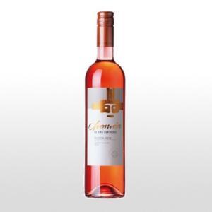 ロゼワイン ビーニャ サンタクルス  チャマン ロゼ|ninsake-wine|02