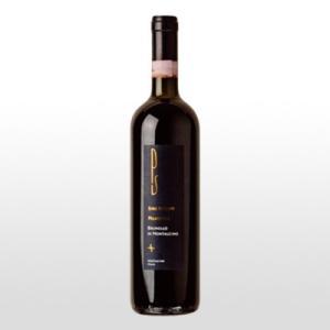 赤ワイン シーロ・パチェンティ ブルネッロ ディ モンタルチーノ ペラグリッリ|ninsake-wine|02
