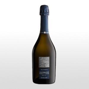 【残りわずか】スパークリングワイン ハーフボトル アルテア プロセッコ スペリオーレ エクストラ ドライ ヴァルドビアーデネ|ninsake-wine