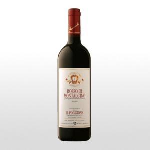赤ワイン ハーフボトル イル・ポッジョーネ ロッソ ディ モンタルチーノ|ninsake-wine