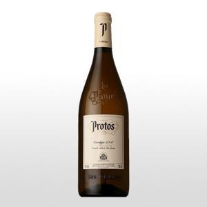 白ワイン プロトス ベルデホ ボデガス プロトス  2016 ninsake-wine 02