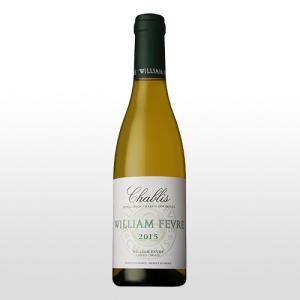 白ワイン ハーフボトル シャブリ ウィリアム フェーブル(メゾン)  2015|ninsake-wine