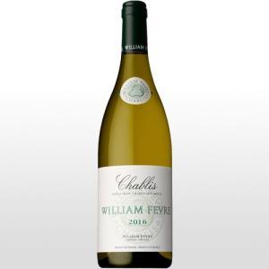白ワイン シャブリ メゾン ウィリアム フェーブル  2016|ninsake-wine