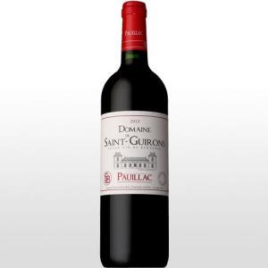 赤ワイン ドメーヌ ド サン ギロン  2013 ninsake-wine