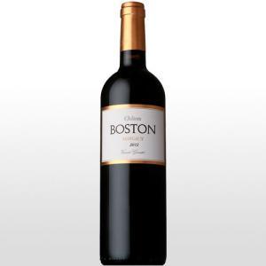赤ワイン シャトー ボストン  2012|ninsake-wine