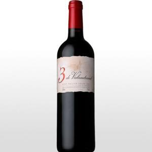 赤ワイン トロワ ド ヴァランドロー  2014|ninsake-wine