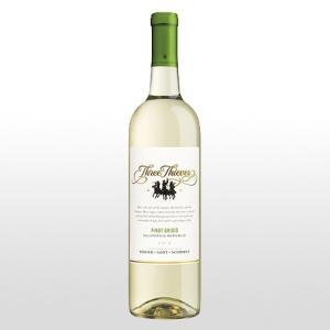 白ワイン スリー・シーヴス ピノ・グリージョ カリフォルニア|ninsake-wine