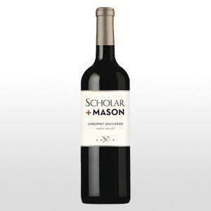 赤ワイン スカラー&メイソン ナパ・ヴァレー カベルネ・ソーヴィニヨン|ninsake-wine|02