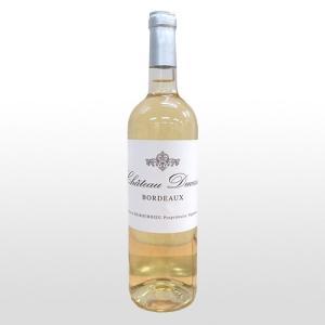 白ワイン シャトー・デュカス 2016|ninsake-wine