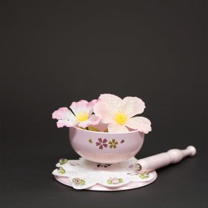 創価学会仏具 チェリーリン2.3 ピンク|nipodo|06