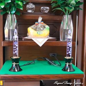 創価学会仏壇SGI専門 パッソ ウオールナット 国産品 仏具 付属品 LED照明付|nipodo|09