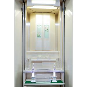 創価学会仏壇SGI専門 新世紀2型 「ガラス彫刻・ユリ」&「七宝・ユリ・スズラン」 仏具 付属品付|nipodo|12