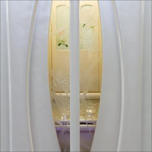 創価学会仏壇SGI専門 新世紀2型 「ガラス彫刻・ユリ」&「七宝・ユリ・スズラン」 仏具 付属品付|nipodo|15