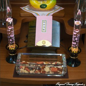 創価学会仏壇SGI専門 シリウス 国産品 仏具 付属品 LED照明付 nipodo 12