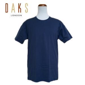 商品番号:191523jns 商品名 :DAKS クルーネック T-SHIRT【JEANS】  この...