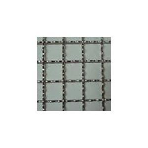 亜鉛引き クリンプ金網 線径:2.0mm 網目:15mm 大きさ:1000mm×15m 一巻 nippon-clever