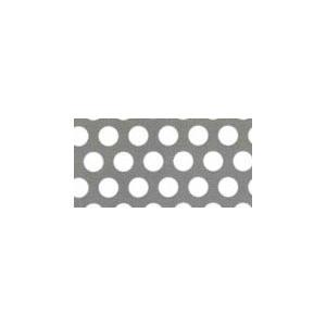 アルミ パンチング メタル  φ:6.0 板厚:2.0mm 大きさ:巾1000mm×長さ2000mm (1×2m) nippon-clever