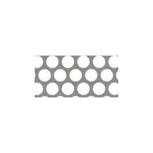 アルミ パンチング メタル  φ:8.0 板厚:1.0mm 大きさ:巾1000mm×長さ2000mm (1×2m) nippon-clever