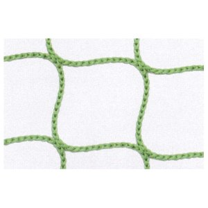 安全ネット 転落防止ネット 落下防止ネット ポリエステル 2000t/5本 目合(mm):30 グリーン  11)幅(m):2×長さ(m):6|nippon-clever