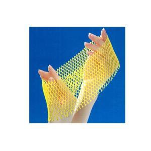 弾性ネトロン 弾性ネトロンネット 折径mm130±5|適用口径mmφ100〜140|バラ売り1本|nippon-clever