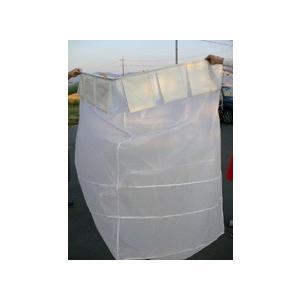 メッシュ加工品 ナイロン製プランクトン採取ネット CLV-mk-09 大きさ:巾1000mmh×長さ1000mmh×高さ1000mmh nippon-clever