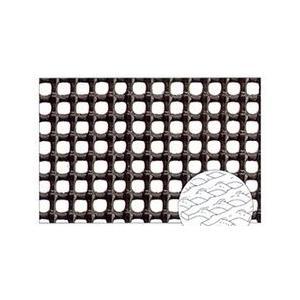 PP製 トリカルシート トリカルネット CLV-SN-598 黒 幅1000mm×長さ15m 切り売り|nippon-clever