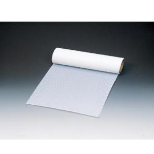 テフロンネット パンチングメッシュ  穴径:0.75mm 幅方向穴ピッチ: 1.0(60度)mm  巾:300mm×長さ:1m 切り売り カット販売|nippon-clever