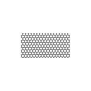 鉄 パンチング メタル  φ:2.0 板厚:1.2mm 大きさ:巾914mm×長さ1829mm (0.914×1.829m)|nippon-clever