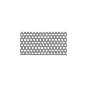 鉄 パンチング メタル  φ:2.0 板厚:1.0mm 大きさ:巾1219mm×長さ2438mm (1.219×2.438m)|nippon-clever