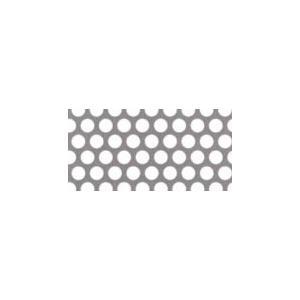 鉄 パンチング メタル  φ:4.5 板厚:1.6mm 大きさ:巾914mm×長さ1829mm (0.914×1.829m)|nippon-clever
