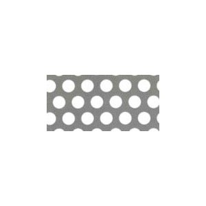 鉄 パンチング メタル  φ:6.0 板厚:1.2mm 大きさ:巾1219mm×長さ2438mm (1.219×2.438m) nippon-clever