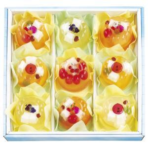 果実がたっぷり入ったボリュームのあるゼリー詰合せです。 ●化粧箱/約310×320×50mm(入)●...