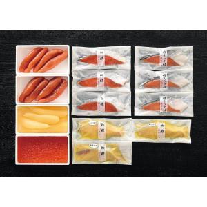 鮭・魚卵バラエティー 詰合せ