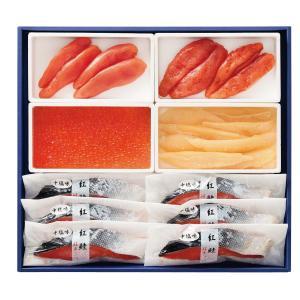 鮭・魚卵バラエティー詰合せ
