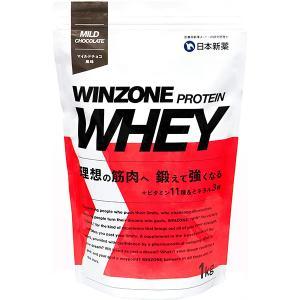 プロテイン ホエイプロテイン 1kg WINZONE PROTEIN WHEY (WPC製法)