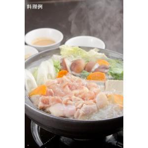 チキンクリアデラックス(1kg×2袋) 無添加・無脂肪 日本スープの丸鶏スープストック|nippon-soup|06