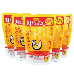 丸どりだしデラックス(250g×20袋) 無添加・無脂肪 日本スープの丸鶏スープストック|nippon-soup