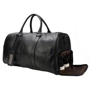 ■カラー:ブラック ■重量:約1.65kg ■素材:牛革、レザー ■内装:耐久性の布地 ■ショルダー...