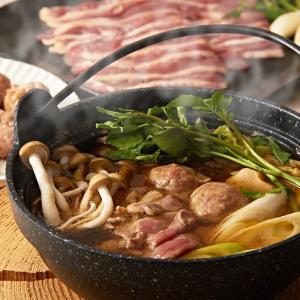 肉 お取り寄せフランス鴨 鍋つみれ セット 鴨つみれ 2パック 鴨もも肉スライス 1パック 鴨スープ4袋 送料無料 ポイント消化