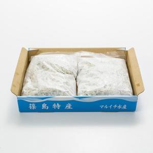【ふっくらとうまみが凝縮された篠島産のしらす干しです。】日本有数の漁獲量を誇る「しらす漁の島」南知多...
