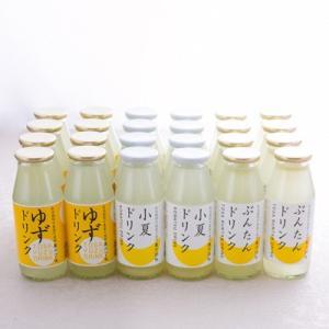 【使用しているのは高知県産の柑橘果汁とてんさい糖のみで、飲み口すっきり、爽やかな味わい。】文旦(ぶん...