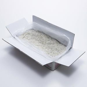 【ほのかな甘みを感じられる天然塩で仕上げた、ふんわりやわらかい釜揚げしらすです。】愛知・知多半島先端...