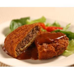 牛肉 神戸牛 ミンチカツ 5個 サクサク ジューシー メンチカツ  惣菜 高級 冷凍 和牛 国産  神戸ビーフ 帝神 nipponselect