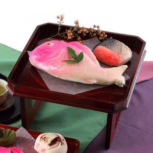和菓子 練り切りあんで作った祝い菓子 引き菓子(大) 小浜屋菓子店・新潟県 送料無料 ポイント消化