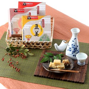 豆腐 もろみ漬け チーズのような味わい 豆美(とうび)4種入りギフトセット 吉住豆腐店 熊本県 送料無料 ポイント消化|nipponselect